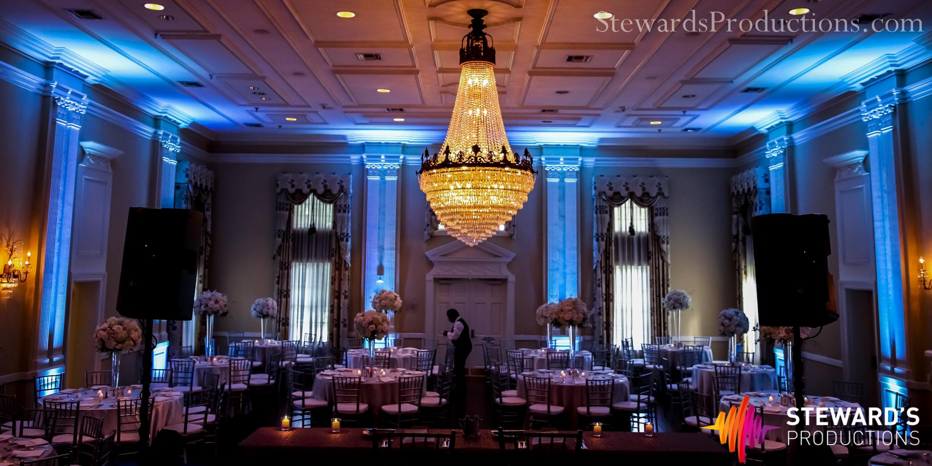 Wireless LED Up Lighting! & LED Up Lighting | Dallas Wedding DJ: Stewardu0027s Productions Dallas ... azcodes.com